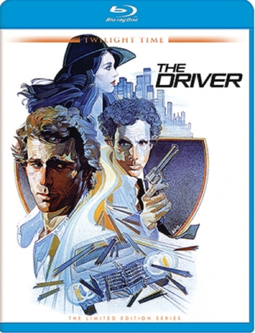 THe driver us bluray
