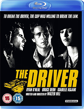 The driver uk bluray